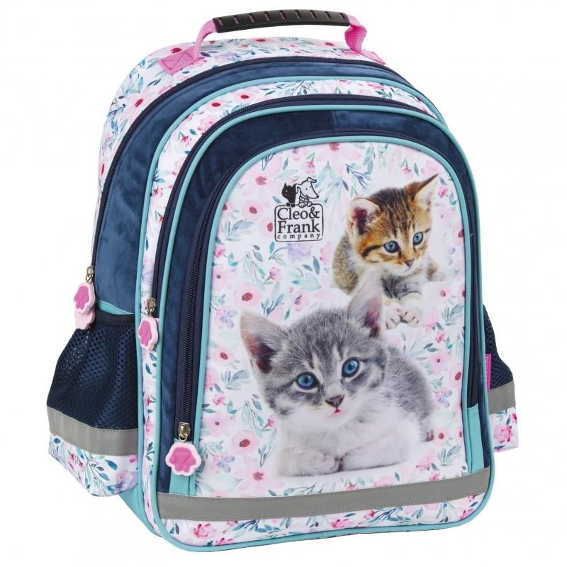 Plecak szkolny Cleo&Frank 15B 22