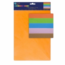 Arkusze piankowe A4 5 kolorów KSPI-002 Dalprint