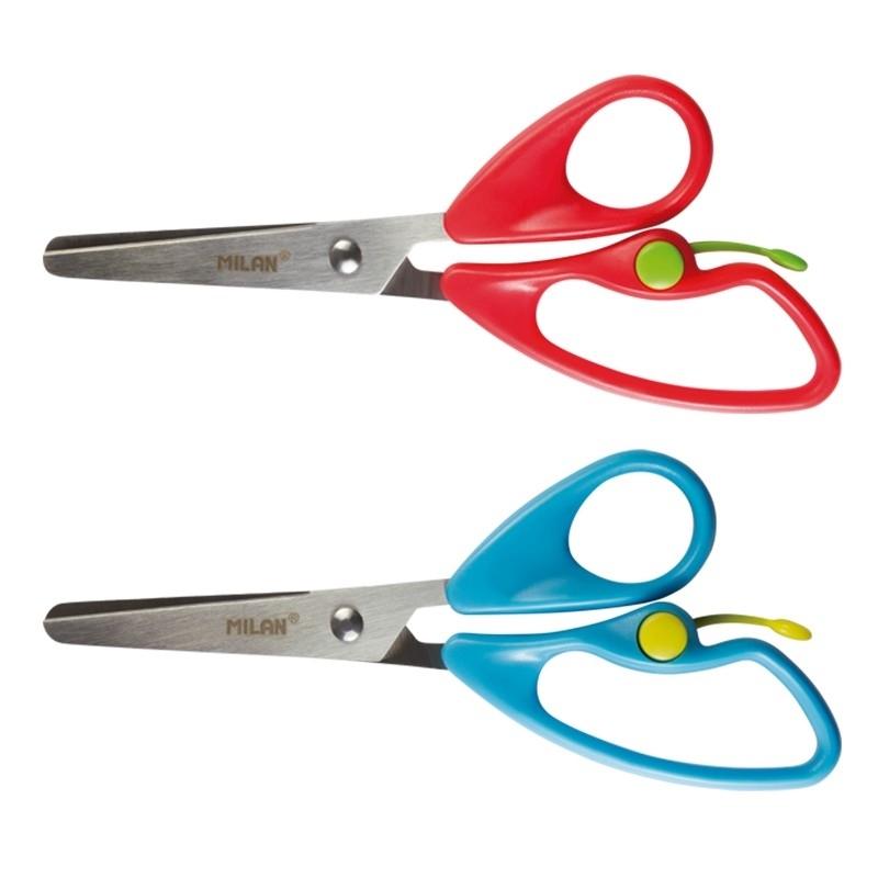 Nożyczki 15 cm z atomizerem dla dzieci Milan