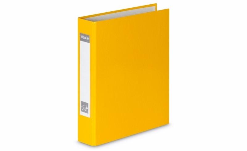 Segregator A5/40cm 2R FCK żółty