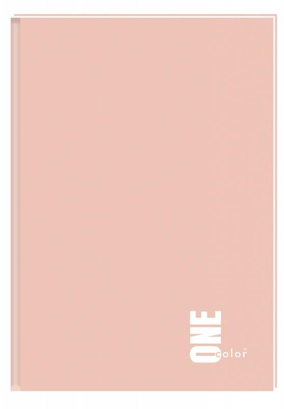 Brulion A5 96k kratka One Color