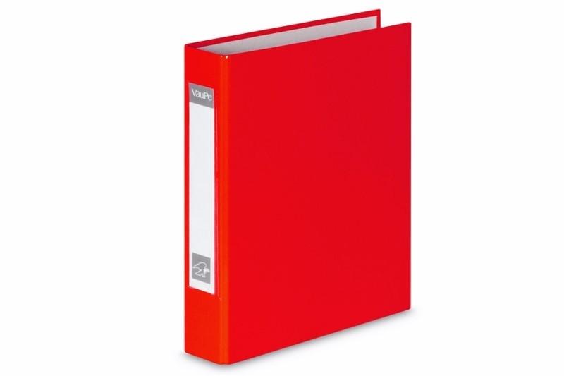 Segregator A5/40cm 2R FCK czerwony