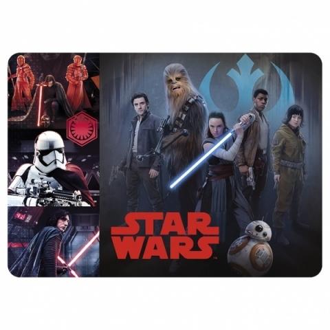 Podkład śniadaniowy laminowany Star Wars
