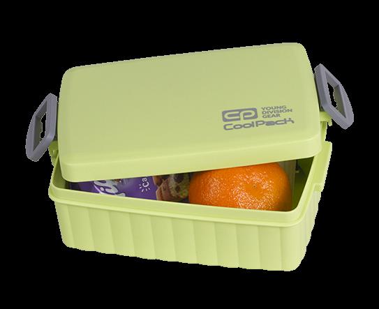 Śniadaniówka Coolpack Snack żółta
