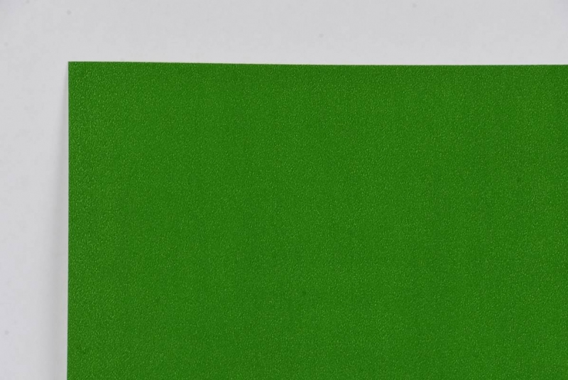 Brystol A2 250g platynowy zielony