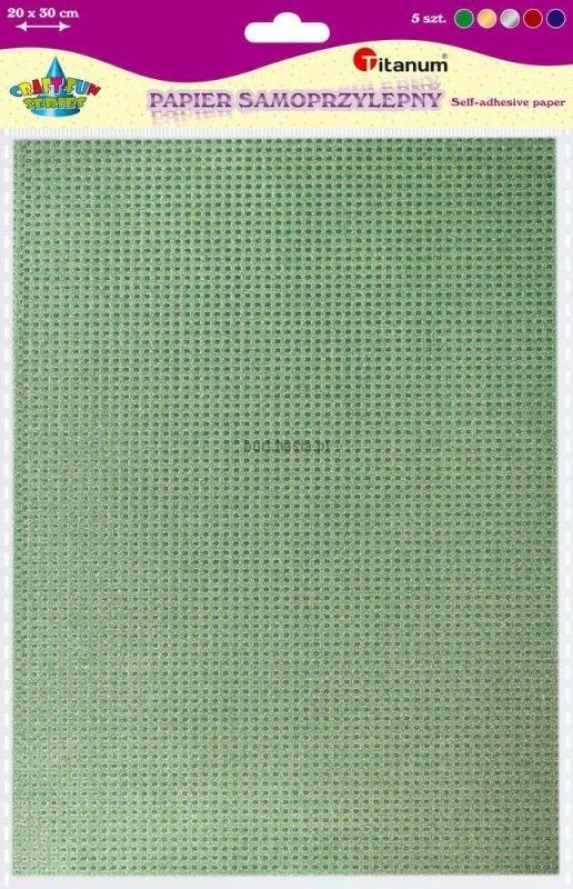 Papier samoprzylepny 20x30 cm A`5 ZT001