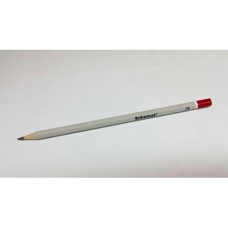 Ołówek techniczny H Schemat
