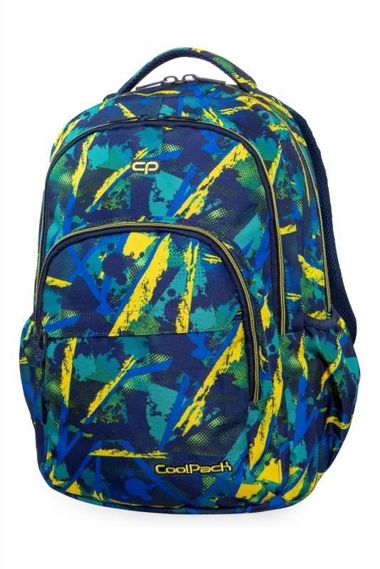 Plecak młodzieżowy Coolpack Basic Plus Trees Mint