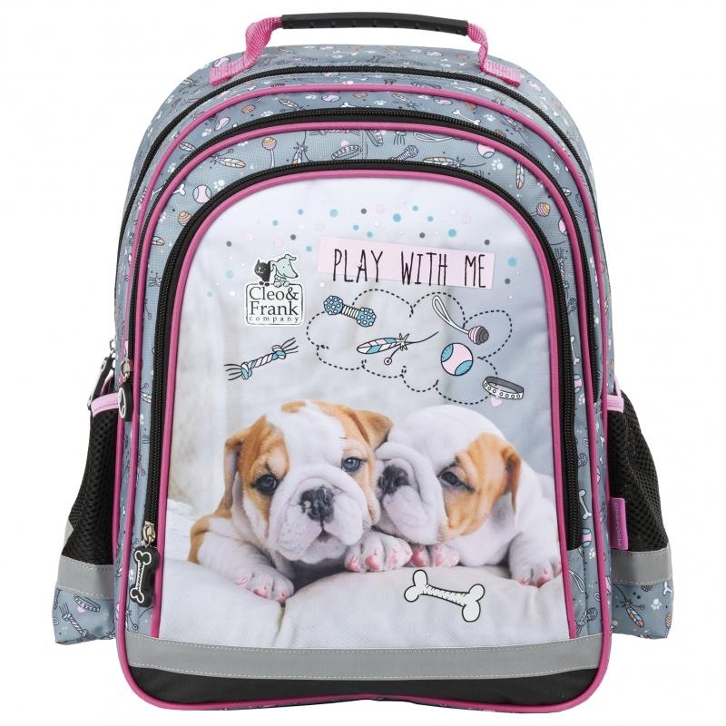 Plecak szkolny Cleo&Frank 15B 23