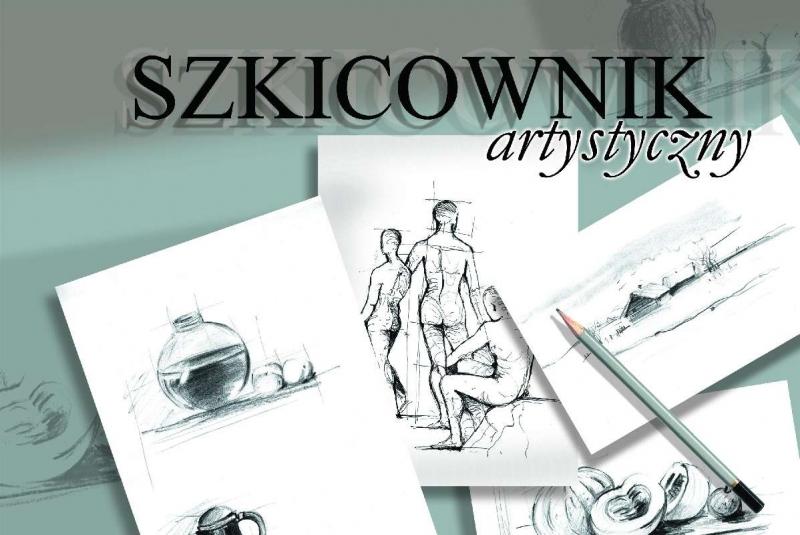 Szkicownik artystyczny A3 100 120g Kreska