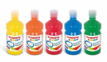Farba tempera 500ml Happy Color