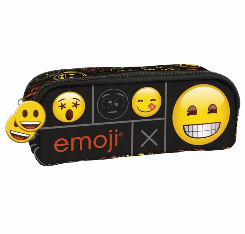 Saszetka dwukomorowa Emoji DZ11