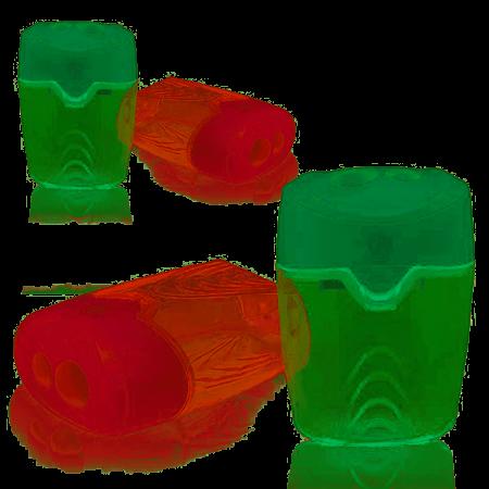Temperówka podwójna pastel Wave Astra