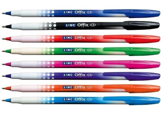 Długopis Linc Offix różne kolory