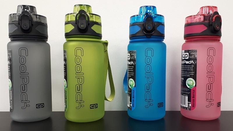 Bidon Brisk Mini Coolpack 400ml niebieski