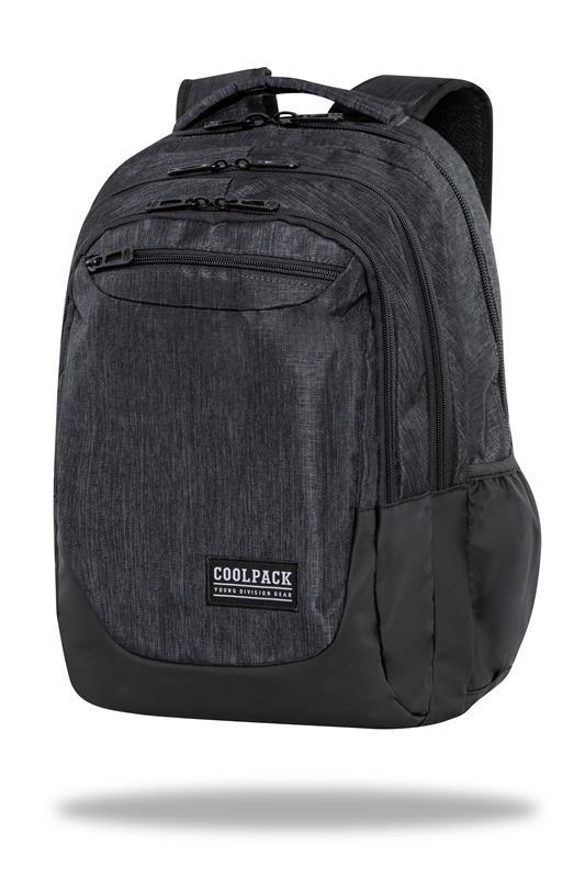 Plecak młodzieżowy Coolpack Soul Snow Black