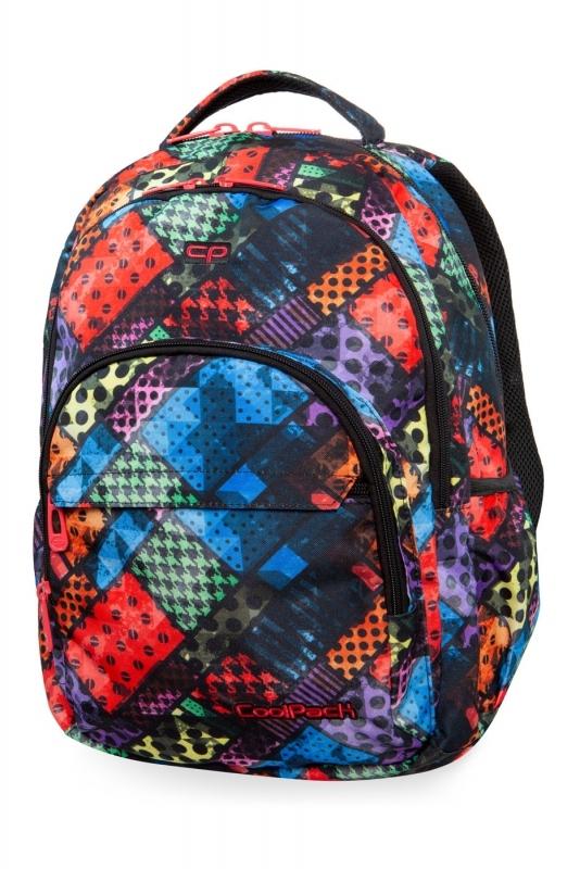 Plecak młodzieżowy Coolpack Basic Plus Blox