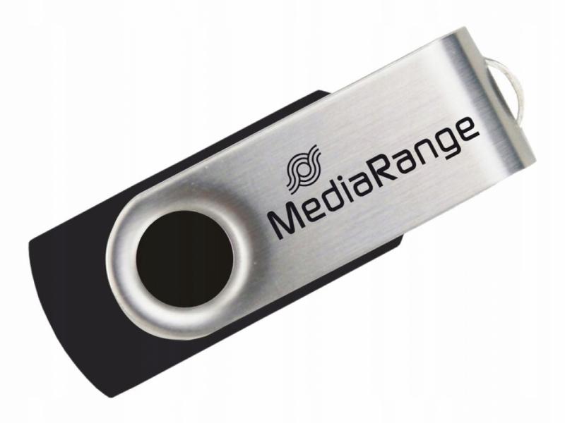Pendrive 16GB MEDIARANGE obracany