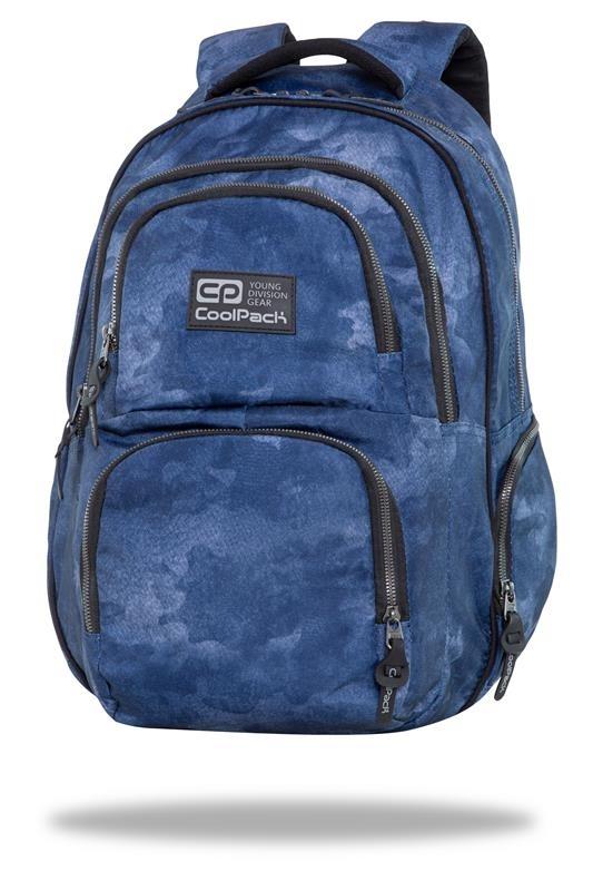 Plecak młodzieżowy Coolpack Aero Foggy Blue