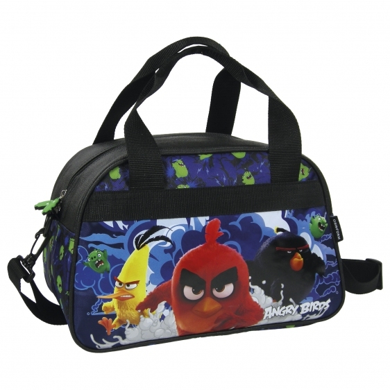 Torba podróżna Angry Birds 13 Derform
