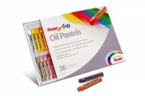 Kredki pastelowe olejne Pentel 36 kol.