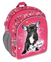 Plecak szkolno-wycieczkowy My Little Friend Pies 1604
