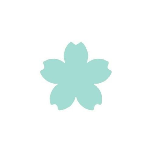 Dziurkacz ozdobny 2,5cm kwiat lotosu 237