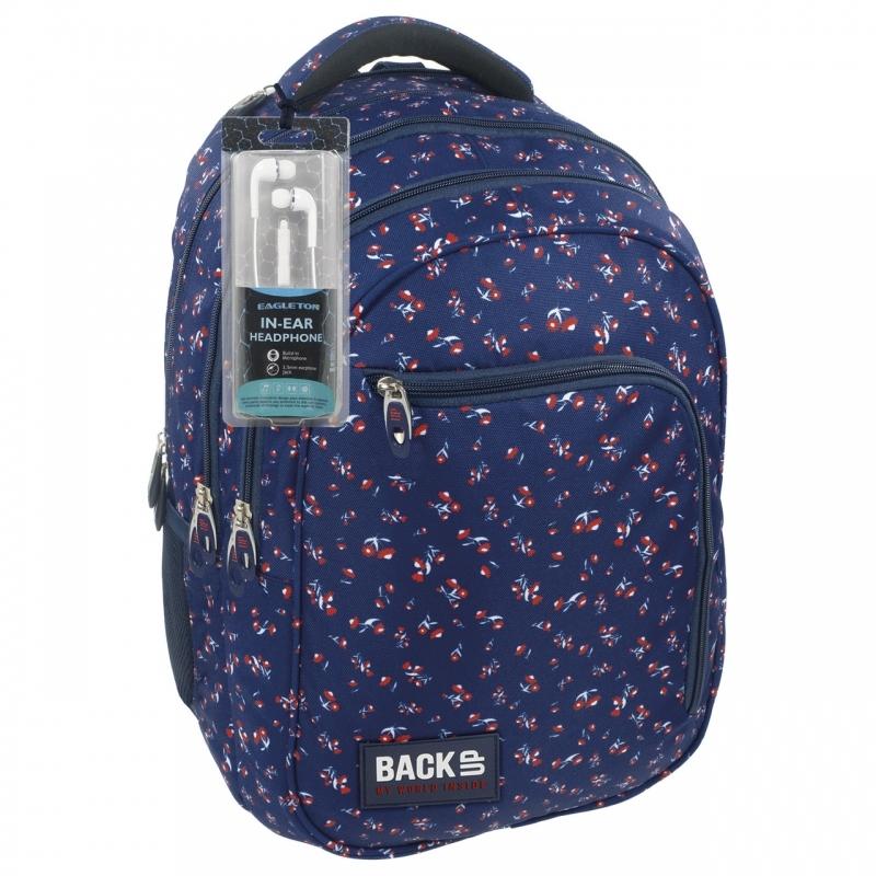 Plecak młodzieżowy BackUP model D26