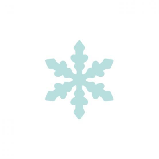Dziurkacz ozdobny 1,6cm Śnieżynka 2 JCDZ105 145