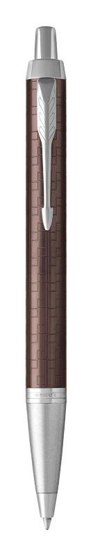 Parker długopis IM Premium Brown CT