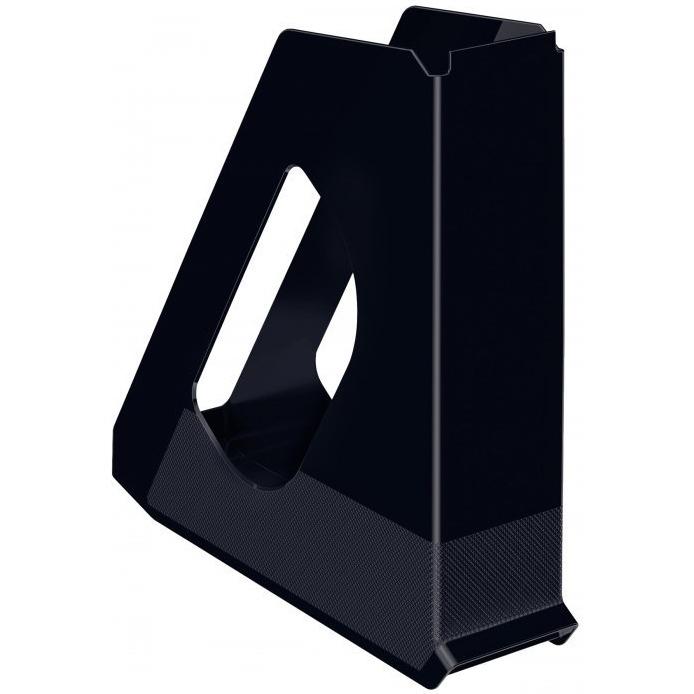 Pojemnik na dokumenty Europost czarny 70mm Esselte