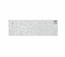 Papier ozdobny srebrny z połyskiem A4/20 C08 215g