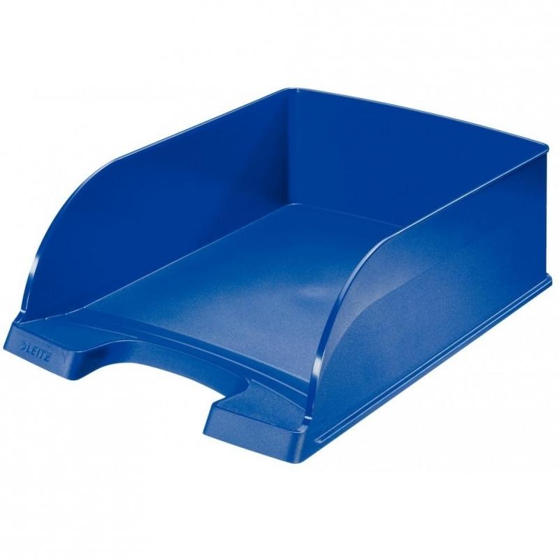 Półka na dokumenty Jumbo Plus niebieska Leitz