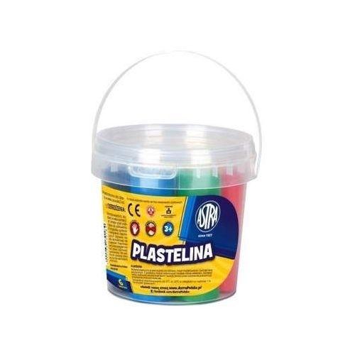 Plastelina w wiaderku 6 kolorów ASTRA