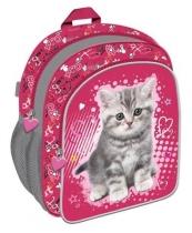 Plecak szkolno-wycieczkowy My Little Friend Kot 1529