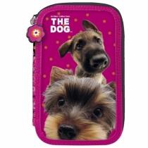 Piórnik dwukomorowy z wyposażeniem The Dog 30