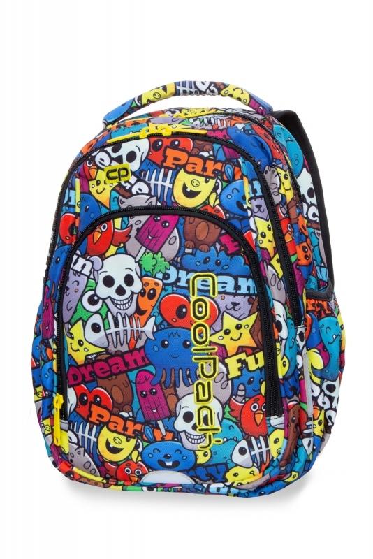Plecak młodzieżowy Coolpack Strike S Cartoon