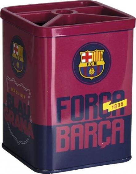 Przybornik metalowy FC-120 Barcelona