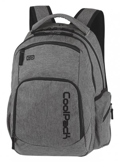 Plecak młodzieżowy Coolpack Break Snow Grey A312
