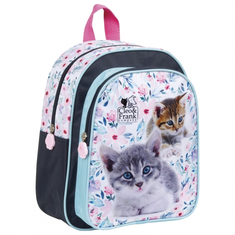 Plecak szkolno-wycieczkowy Cleo i Frank 11 22