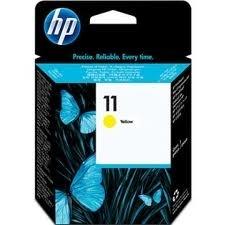 HP 11 żółty 28ml C4838AE