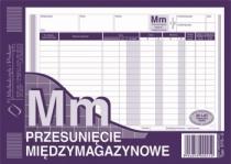 Przesunięcie międzymagazynowe MM A5