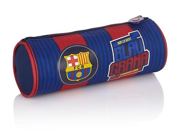 Saszetka okrągła FC Barcelona FC-137