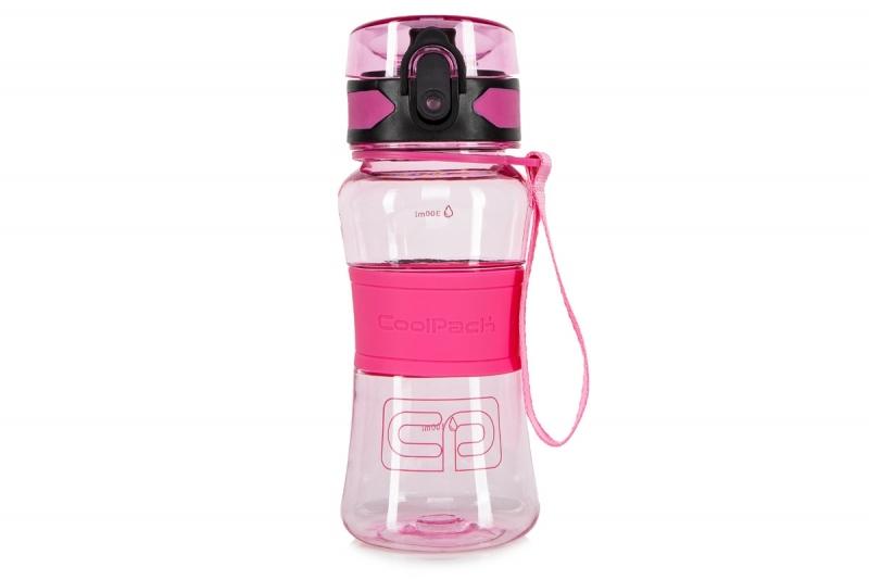 Bidon Tritanum Mini Coolpack 390ml różowy