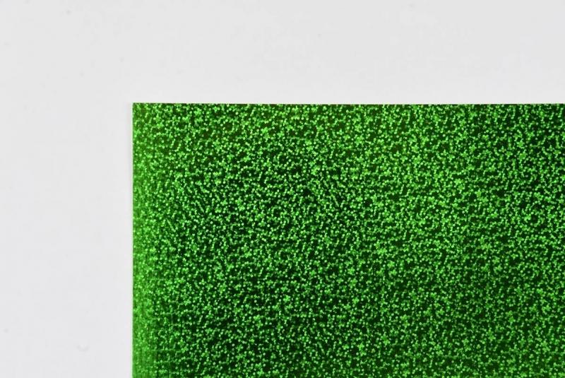 Brystol A2 250g holograficzny laser zielony