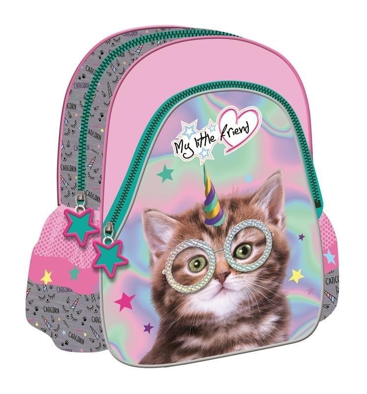 Plecak szkolno-wycieczkowy Catcorn St.Majewski