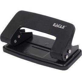 Dziurkacz metalowy Eagle 8k czarny