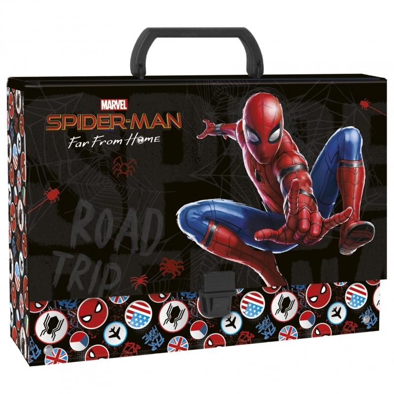Teczka z rączką A4 gruba Spider Man 13 Derform