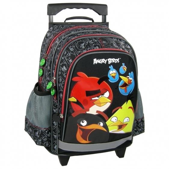 Plecak na kółkach Angry Birds 15/10