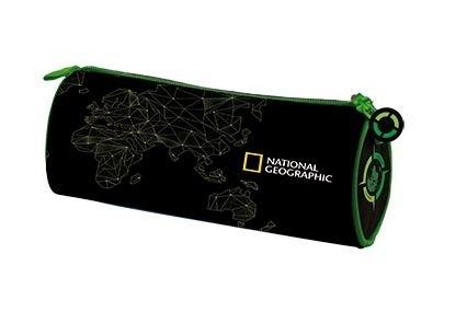 Saszetka młodzieżowa National Geographic Compass zielona